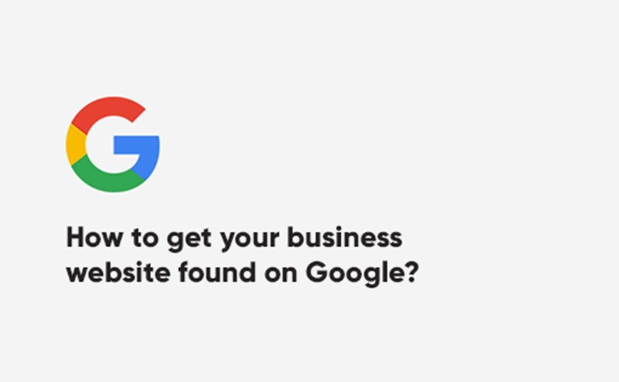 How does my website get found on Google?