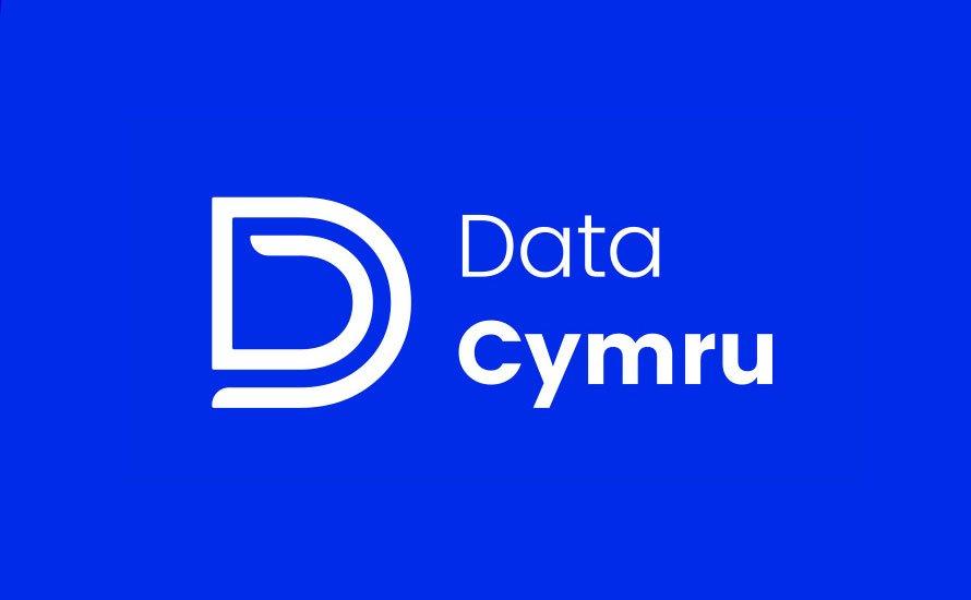 Data Cymru's rebrand design