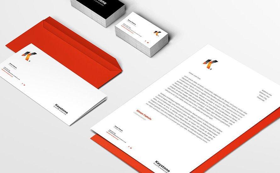 Brand design for Keystone