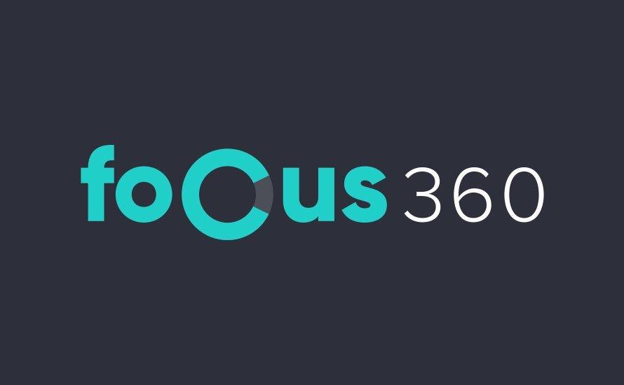 Brand design for Focus 360 Bristol