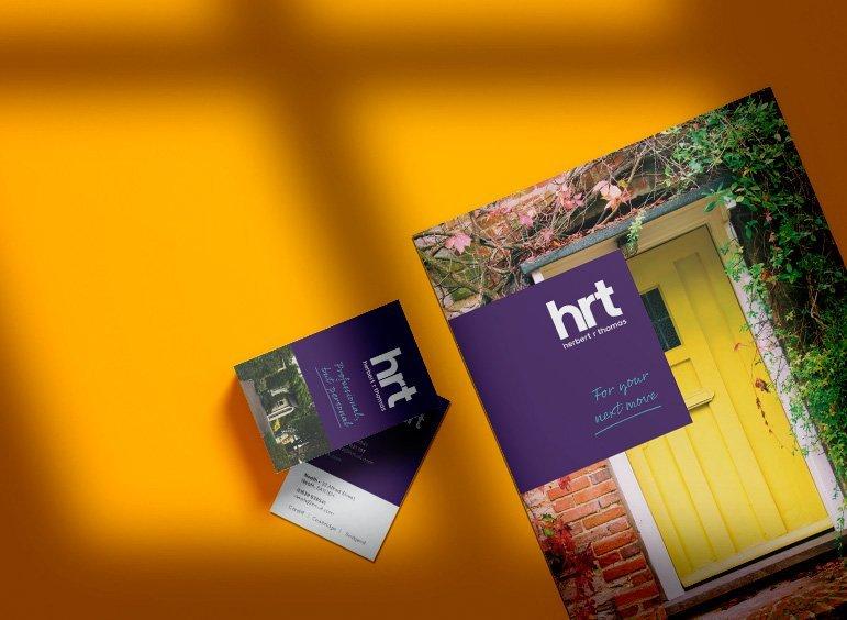 Sales Brochure cardiff