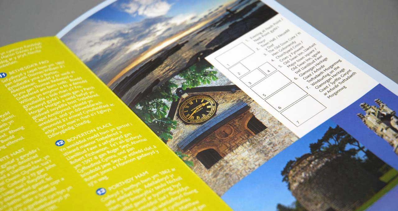 Tourist Brochure Design