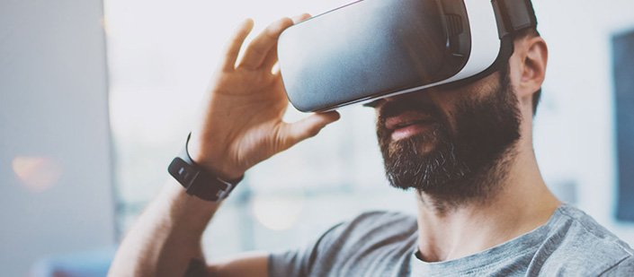 Virtual reality and estate agency