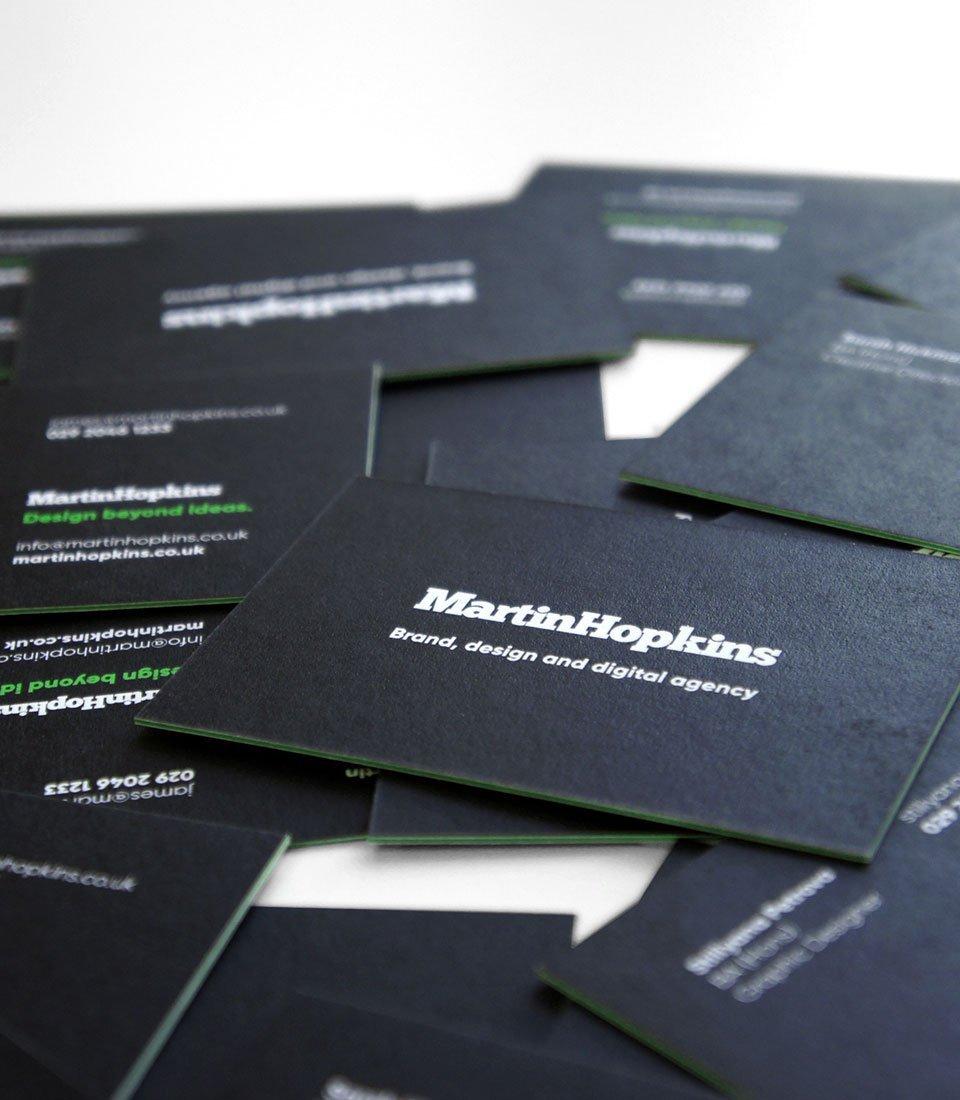 design agencies cardiff