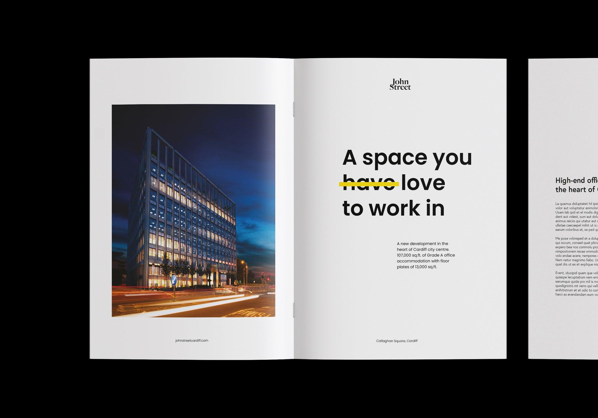 Brochure Design Cardiff