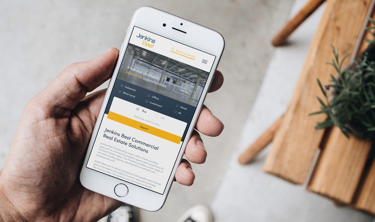 jenkins best rebranding and website design