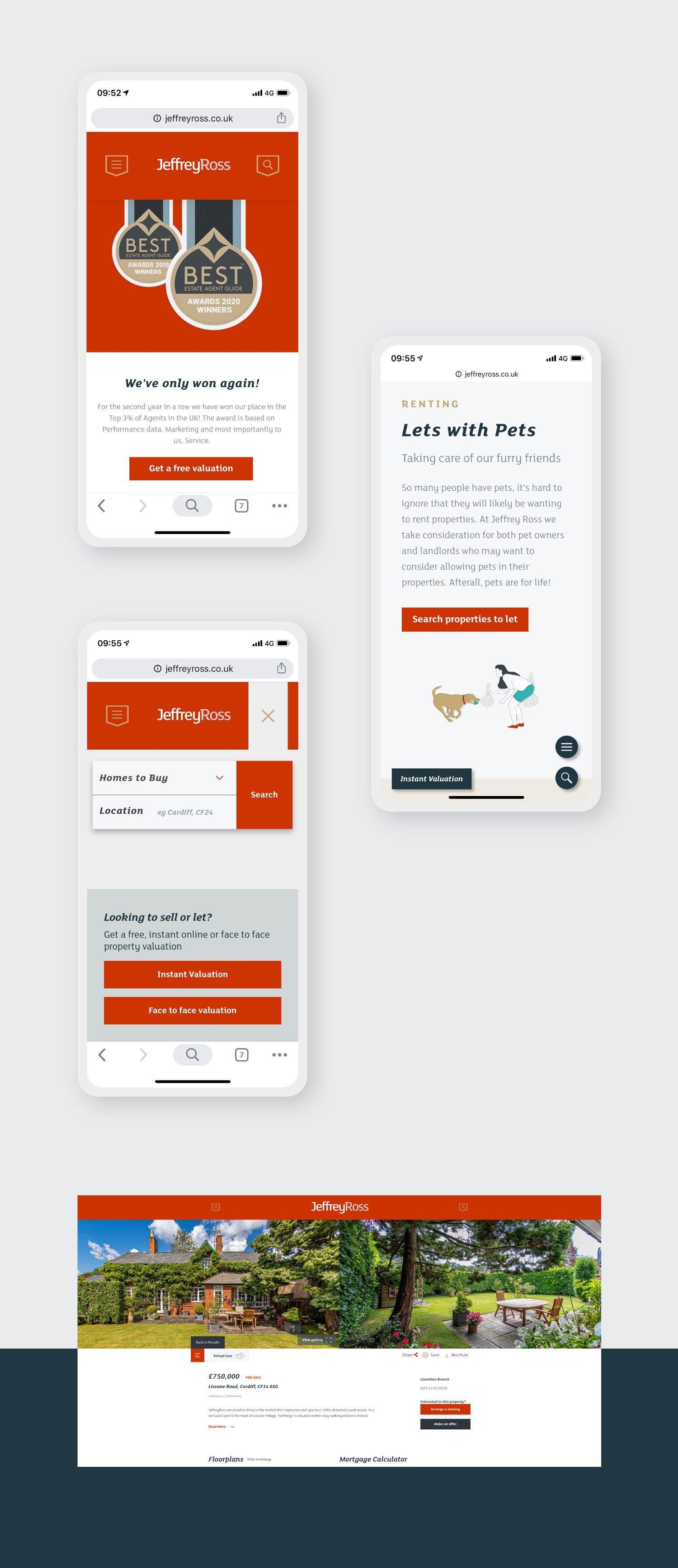 Responsive Website Design Cardiff