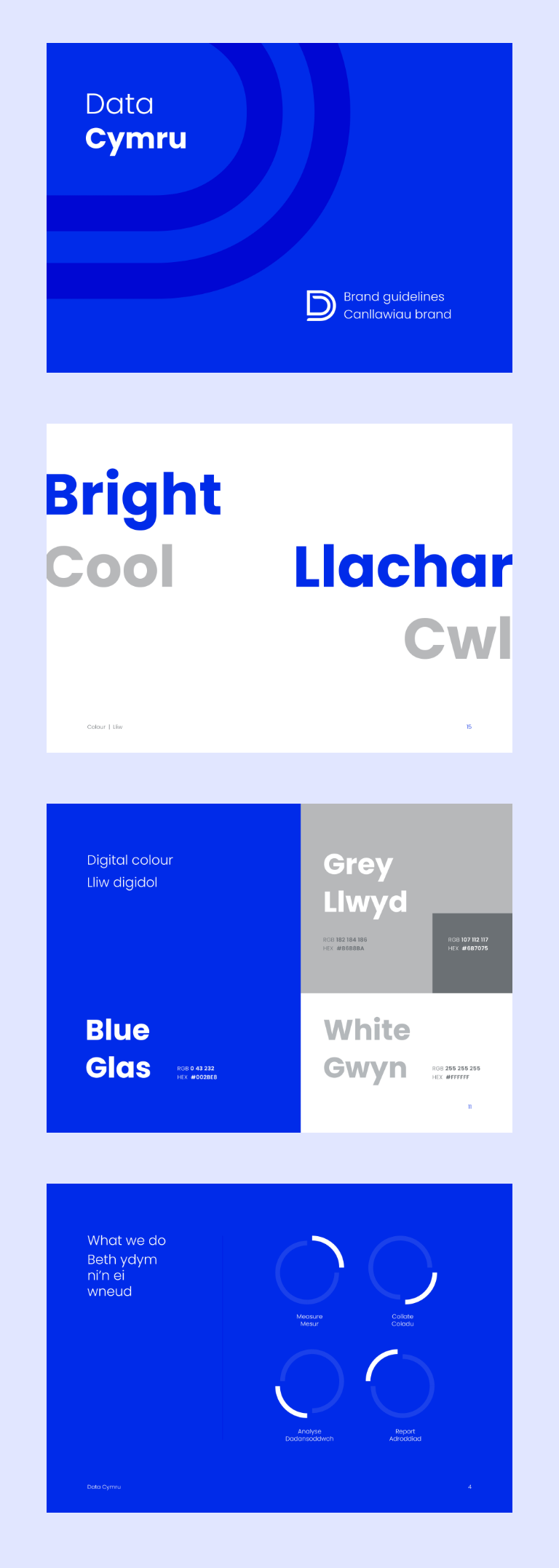 Bilingual Brand Guidelines