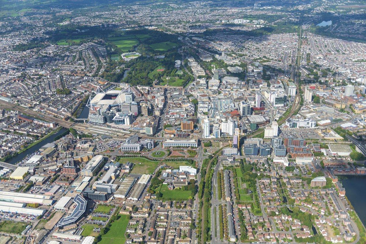 Property CGI Cardiff