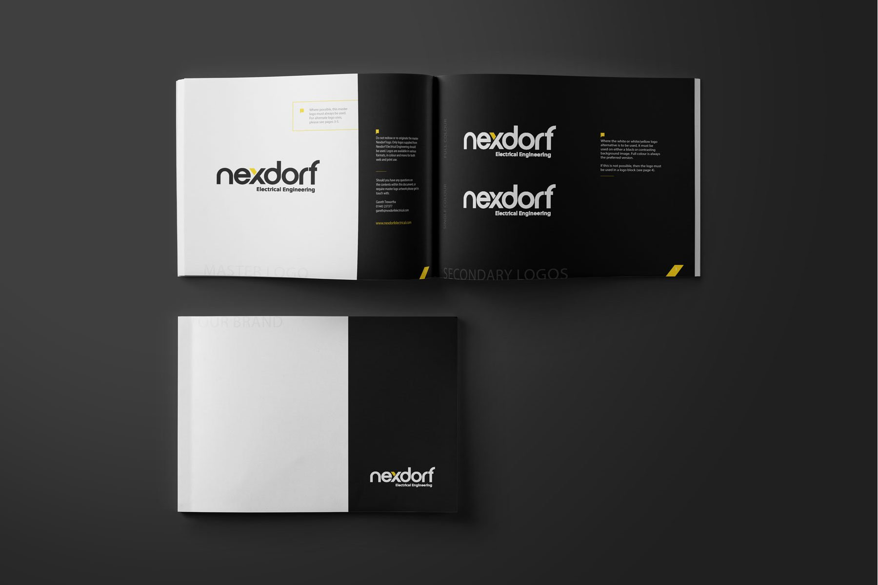 Electrical Brand Design Cardiff