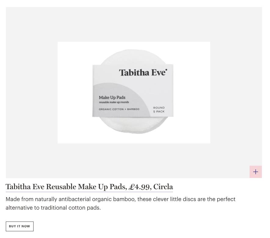Tabitha Eve Branding